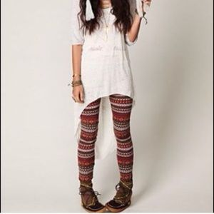 Free People • Poconos Sweater Legging